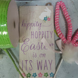 Hip hoppity bunny 6 piece kit