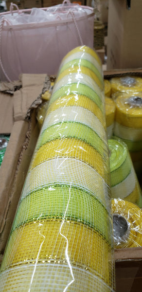 "21"" x 10 yard metallic mesh"