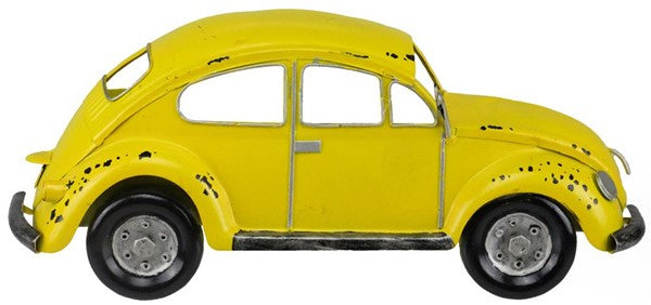 "12""L X 5""H Half Bug Car Wall Decor"