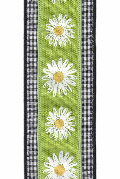 "Garden Daisy Matrix Parent 2.5"" x 10 yards"