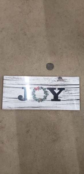 Wooden sign 15""