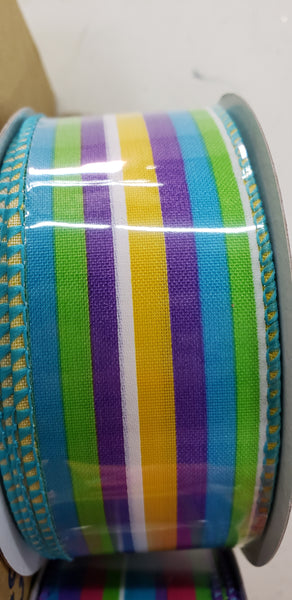 "Stripes bright  1 1/2"" X 20 YARDS"
