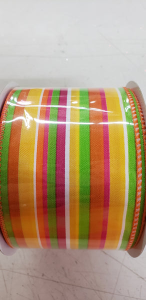 "Stripes bright  2 1/2"" X 20 YARDS"