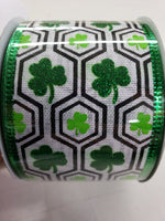 Shamrock hexagon