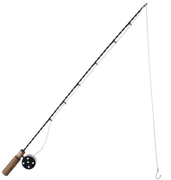 "28"" L fishing pole"