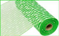 "10.5""X10yd Cotton Ball/Poly Mesh"