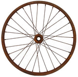 "16.5""Dia Decorative Bicycle Rim"