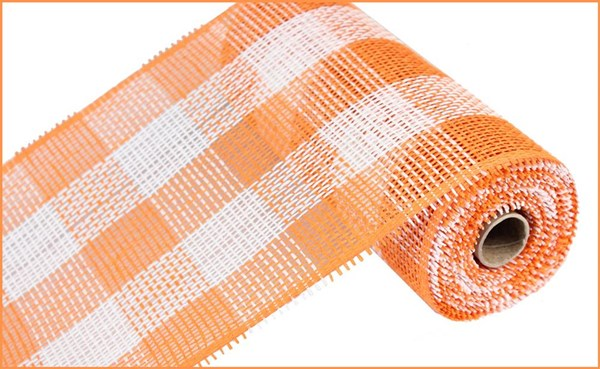 "10""X10yd Woven Check Paper Mesh"