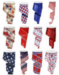 "Products 2.5""X10yd Patriotic Assortment"