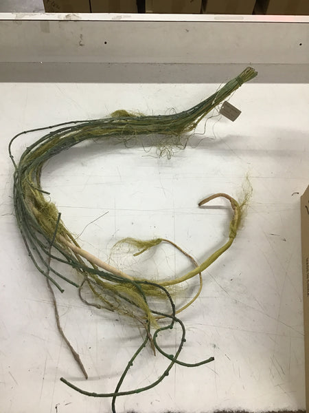 "43"" Wired lichen twig bundle"