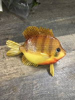 "9""L Sunfish/Bluegill   Blue/Green/Gold/Pink"