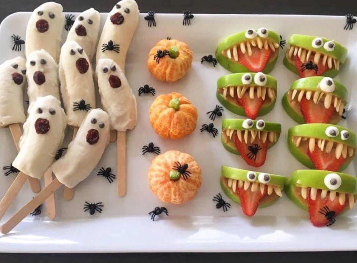 3 Healthier Alternatives to Halloween Candy