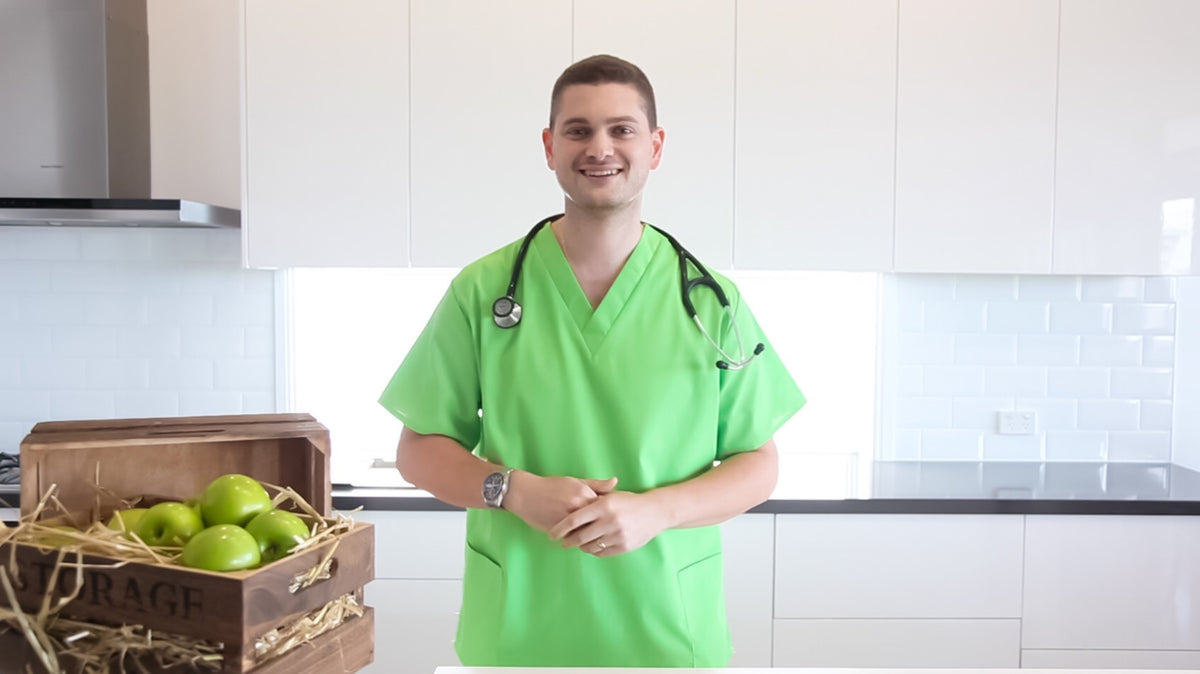 Meet the Doc behind The-Doctors-Kitchen