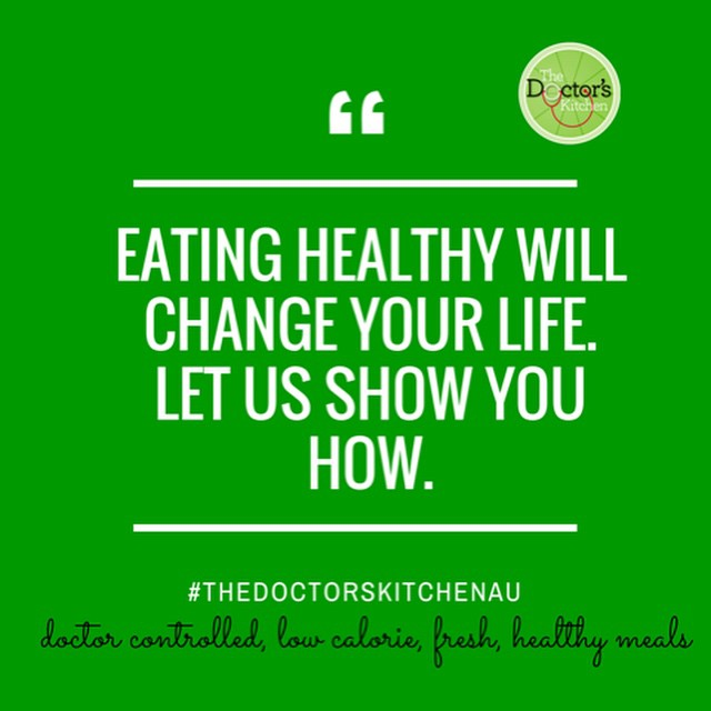Eating healthy will change your life. Let us show you how!