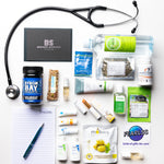 Your first look into the exclusive Doctor Approved Gift Bags