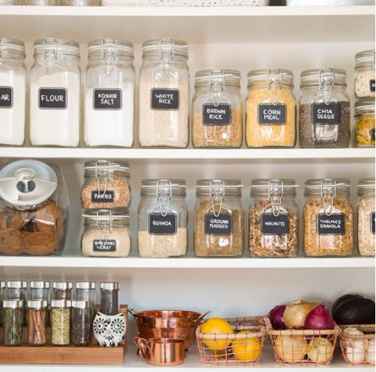 The Docs Pantry-Essentials-Checklist: Pantry Staples for Any Meal