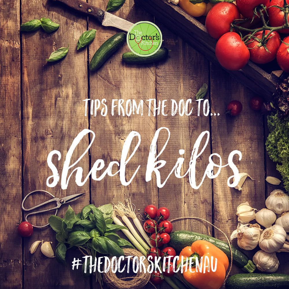 Tips from the Doc to shed-those-winter-kilos!