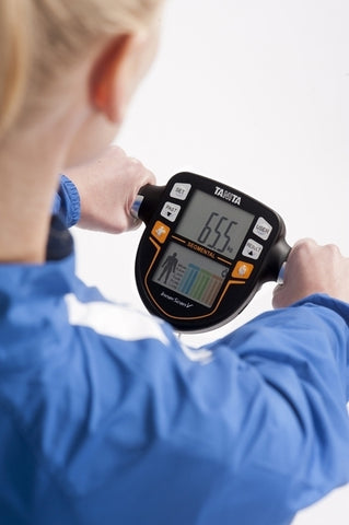 The body composition scales used as part of the Doctors prescribed weight loss program