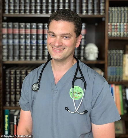 Dr Phillip Wuth and the Doctor's weight loss meal program with Australian GPs