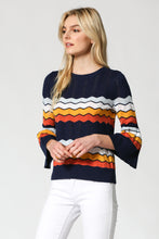 Load image into Gallery viewer, Chevron Sweater