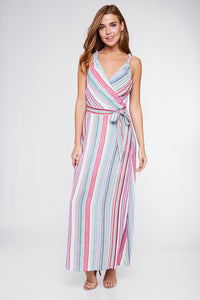 Twisted Halter Dress