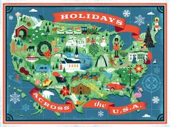 Holidays Across the USA