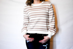 Knitted Short Sweater