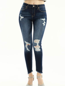 KanCan USA Ripped Jeans