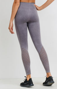 Seamless High Waisted Designer Leggings - Small Only