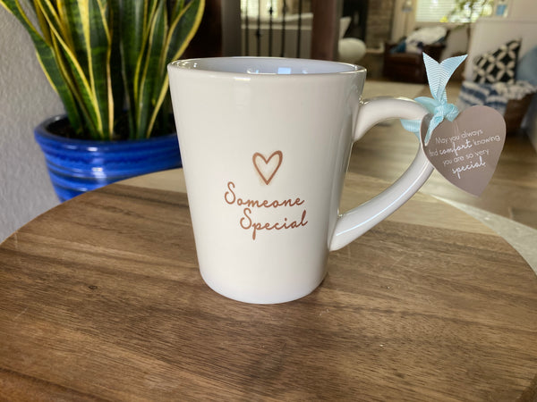 Ceramic Comfort Collection Mugs