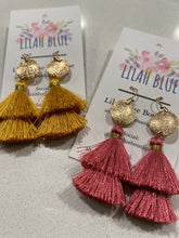 Load image into Gallery viewer, Tassel Earrings