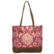 Load image into Gallery viewer, Blossomy Pink Tote Bag