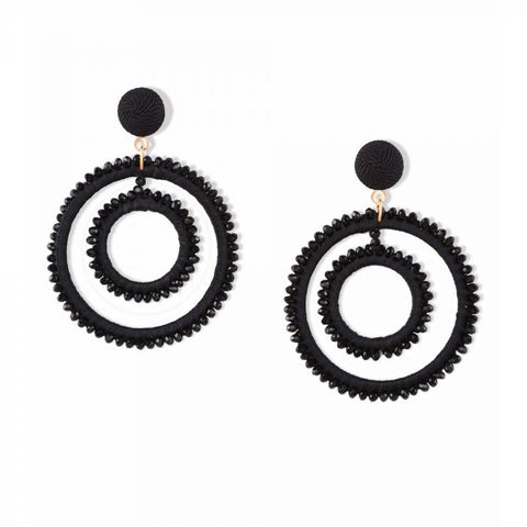 Whirly Whirl Earring