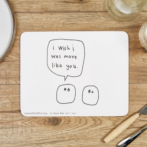 More Like You Blobs Place Mat