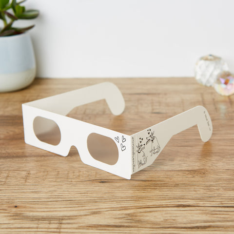 Magic Heart Glasses