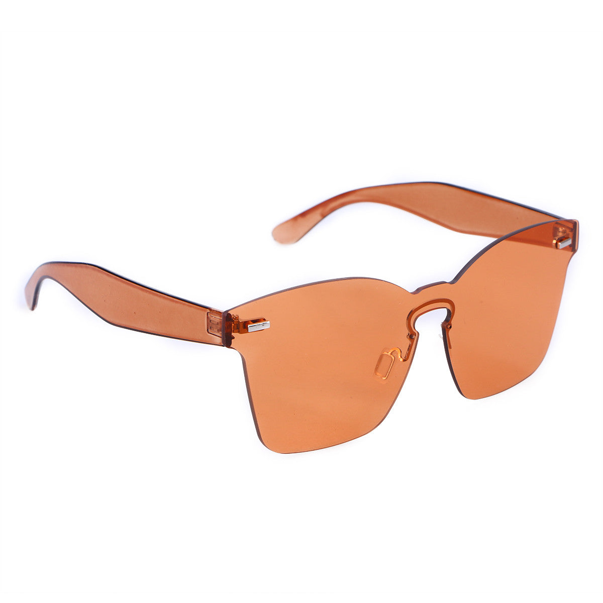 Solid Vintage Stylish Sunglasses