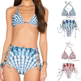 Split Swimsuit Sexy Two-Pieces