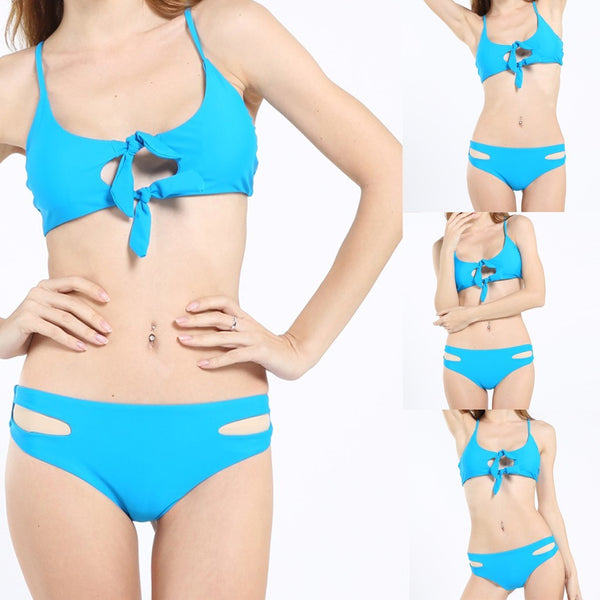 Women Swimwear Bikini Two-Pieces