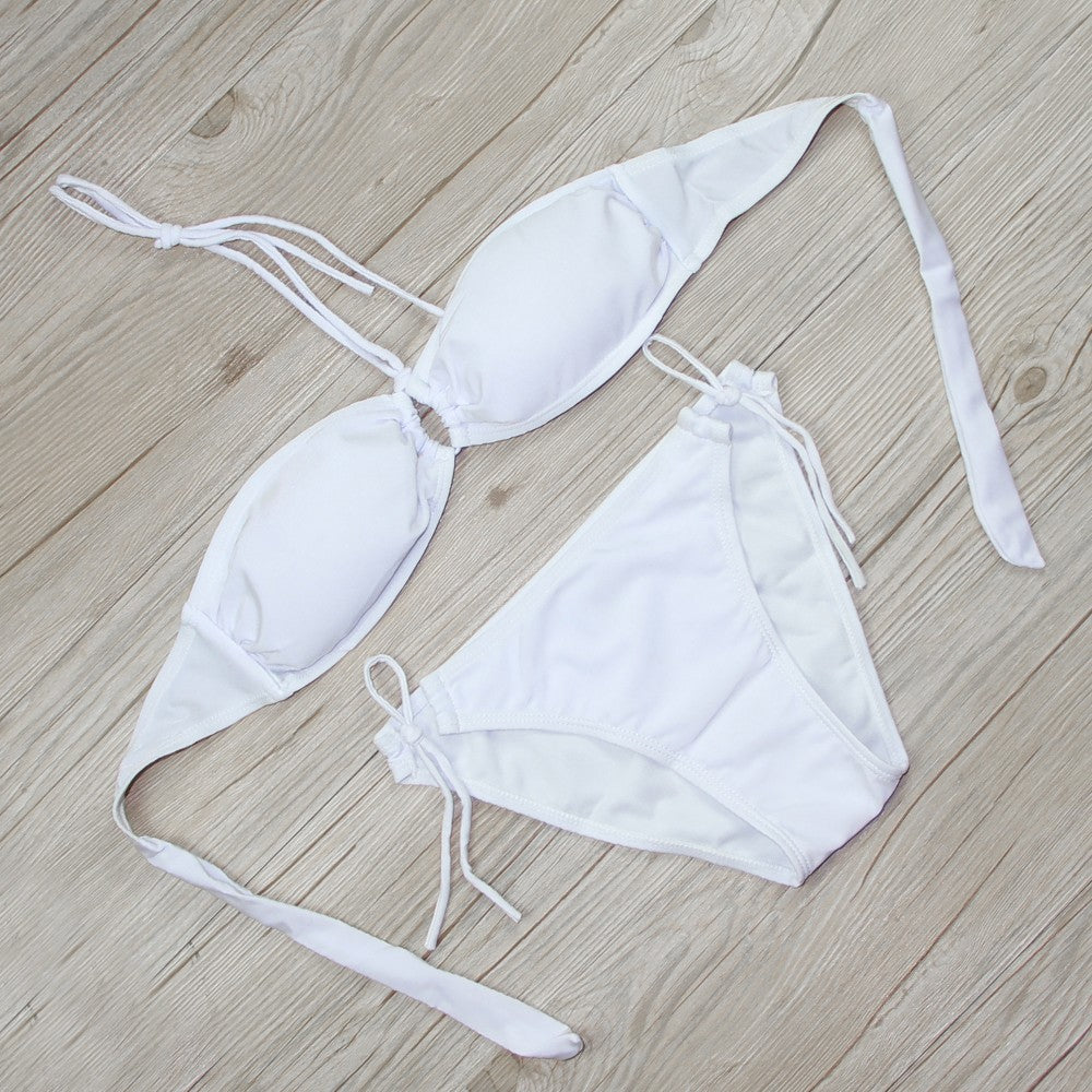 Sling Low Waist Split Bikini