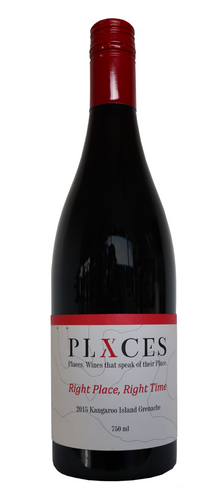 Right Place, Right Time -  2015 Kangaroo Island Grenache