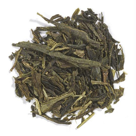Green Earl Grey Tea organic