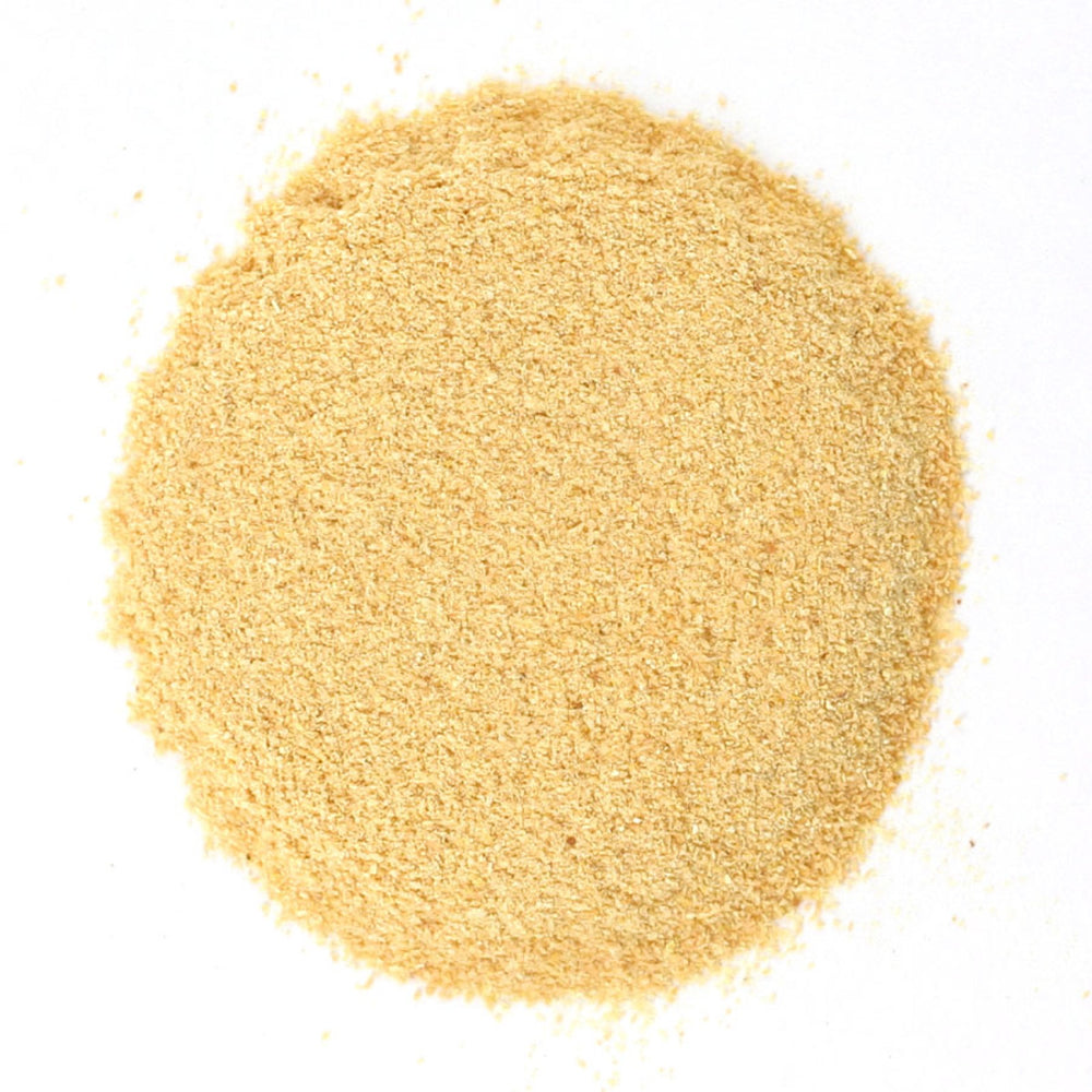 Orange peel powder organic