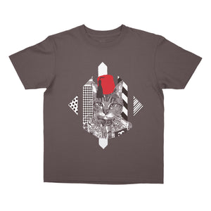 Cat lovers Kids T-Shirt Tarboosh