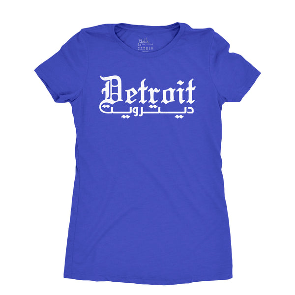 Detroit women's top