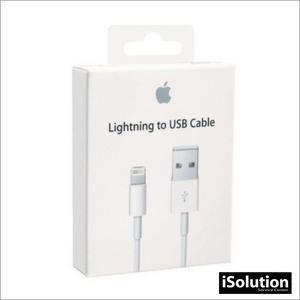 APPLE LIGHTNING A USB CABLE (1m)