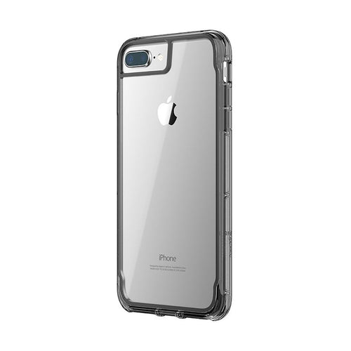 Griffin Survivor Case iPhone 8 Plus Clear-Black