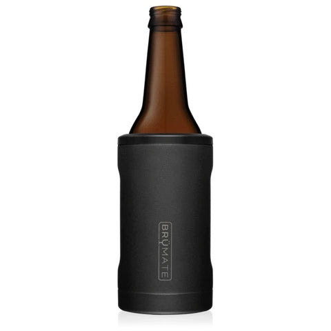 Hopsulator BOTT'L | Matte Black 12oz Bottles