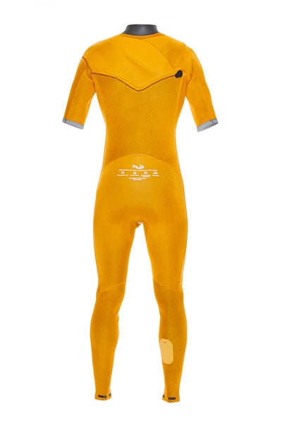 Boys Ninja 2mm Short Sleeve Wetsuit - Nutz Life - 8