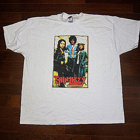 THIN LIZZY - BAND PHOTO -  T-Shirt