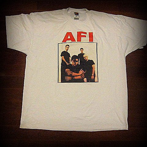 AFI - Band -T-Shirt